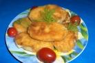Пирожки с картофелем и салом