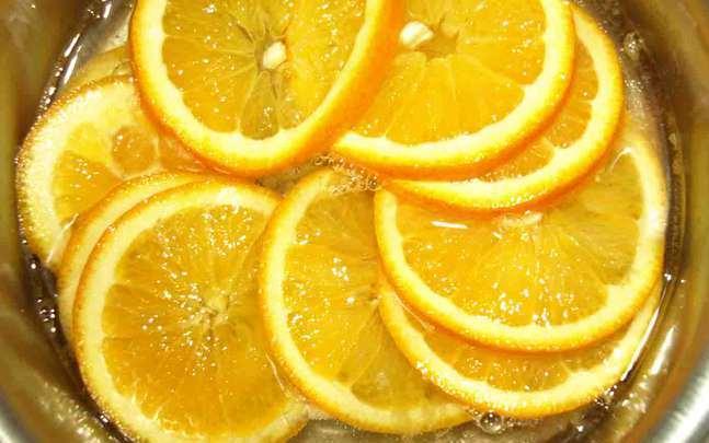 Блинчики с апельсинами - фото шаг 5