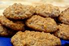 Постное печенье из овсяных хлопьев