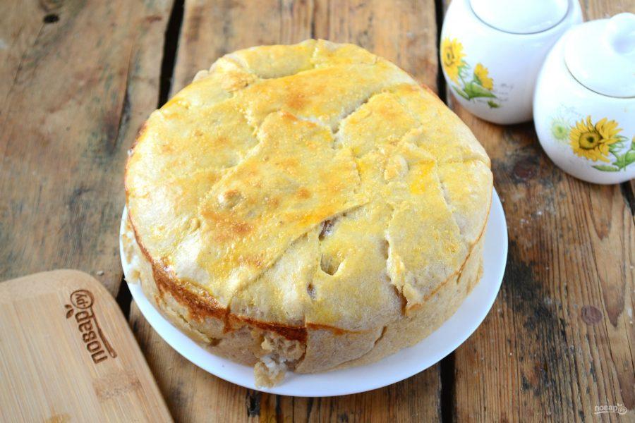Заварное тесто для пельменей рецепт с фото, как ...