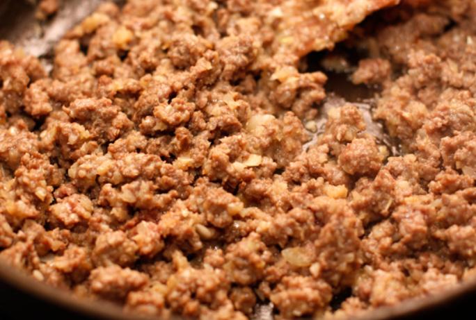Каннеллони, фаршированные мясом - фото шаг 4