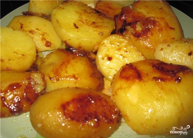 Рецепт Молодой картофель в мультиварке