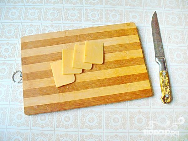 Горячие бутерброды с курицей - фото шаг 1