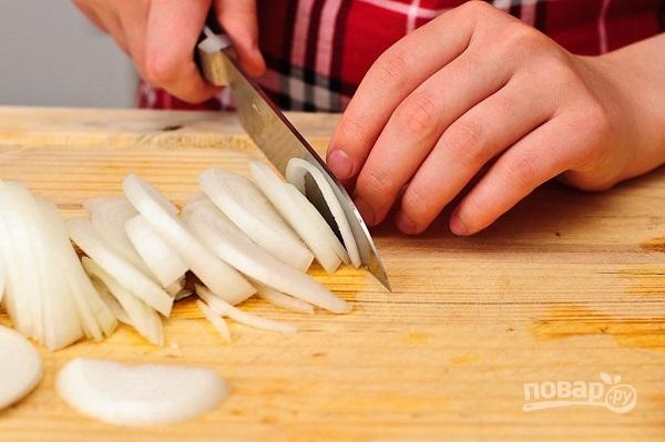 Вкусный плов из баранины - фото шаг 3