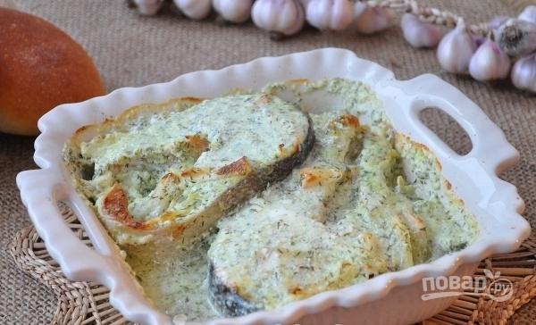 лосось в рукаве в духовке рецепты