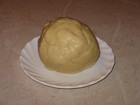 Пирог с грибами и мясом - фото шаг 3