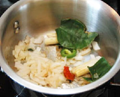 Суп из кокосового молока  - фото шаг 2