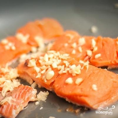 Паста с лососем - фото шаг 2