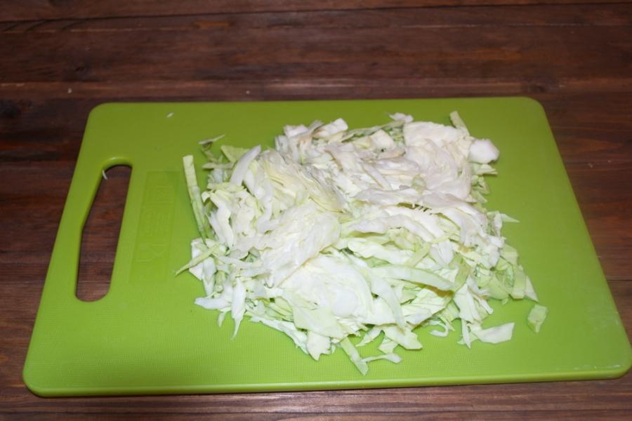 Рецепт Пирог с курицей и капустой