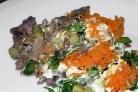 Салат с печенью Ермак