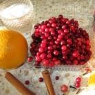 Рецепт Клюква с апельсином