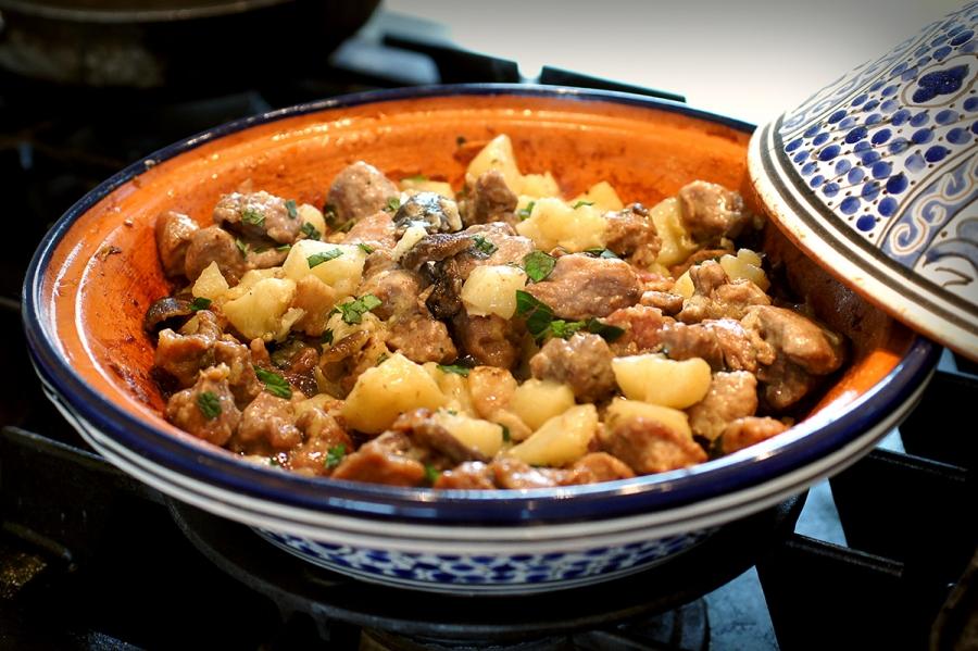 картофель в духовке в рукаве видео рецепт