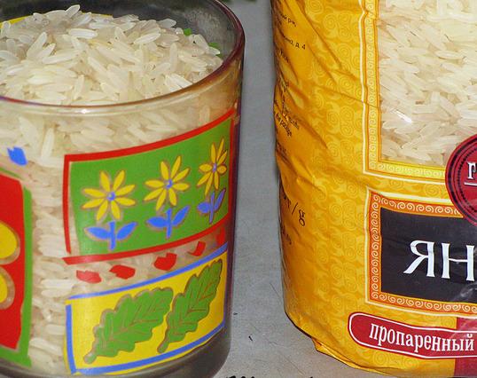 Долма с рисом - фото шаг 3