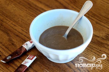 кофейные маффинсы с шоколадными чипсами