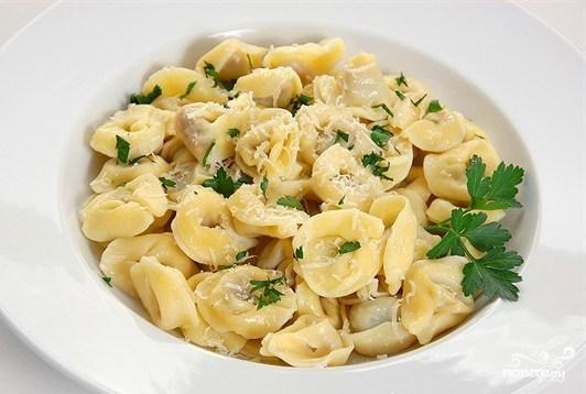 Рецепт Тортеллини с сыром