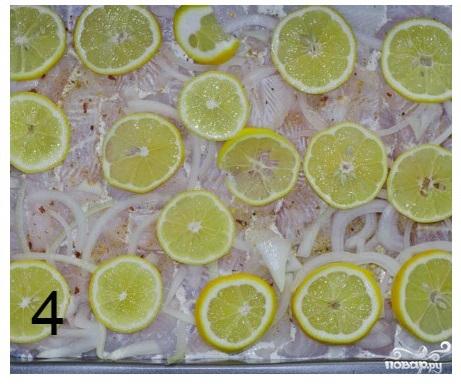 Рыба с брокколи в сливочном соусе - фото шаг 5