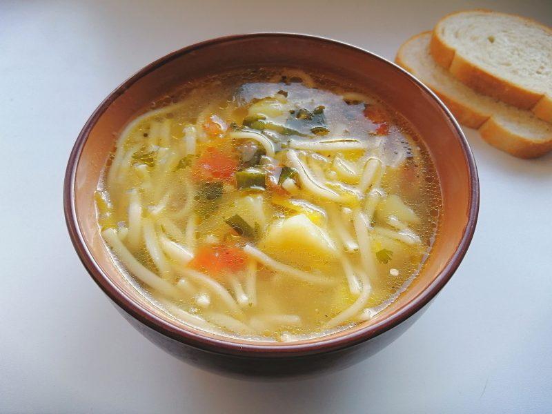 суп из макарон с картинками этого места