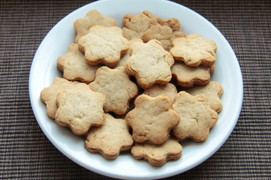 песочное печенье на молоке рецепт с фото
