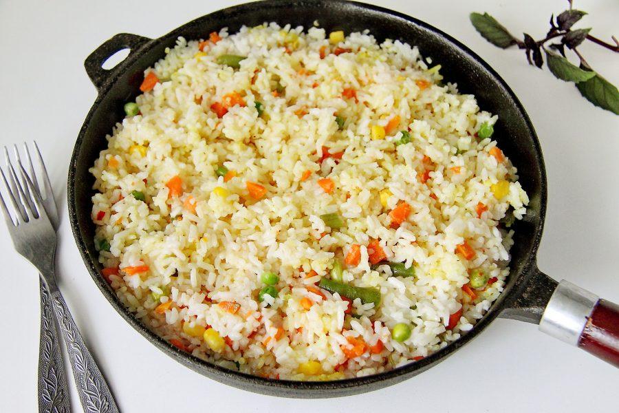 начале рецепт риса в картинках начале двухтысячных известная