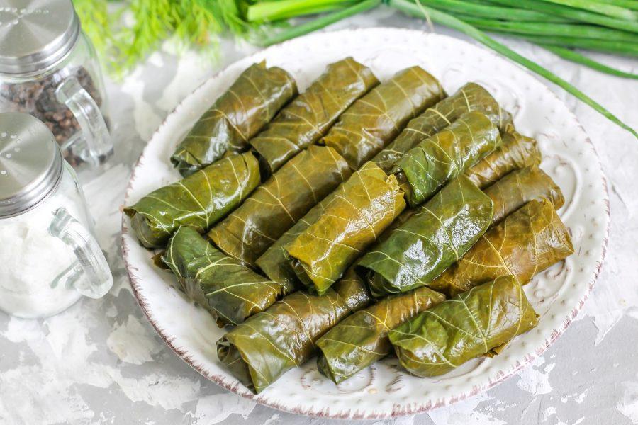 Турецкая долма - рецепт с фото на Повар.ру