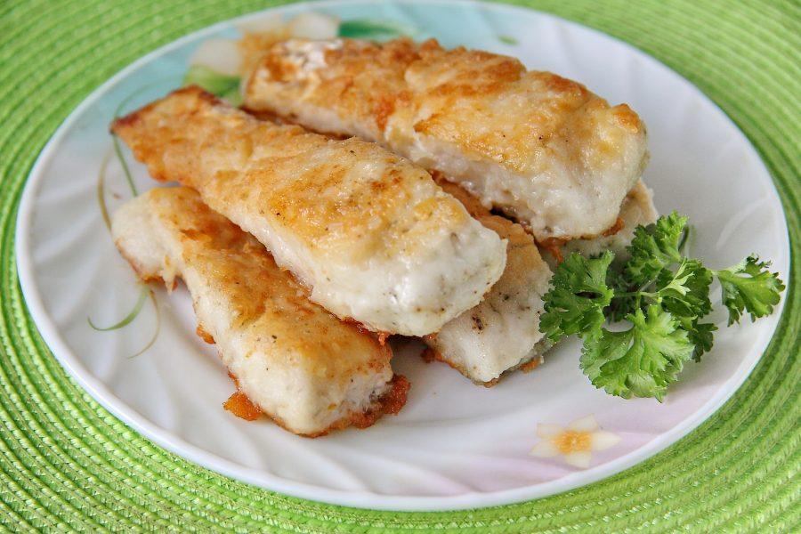 блюда из рыбного филе рецепты с фото концу