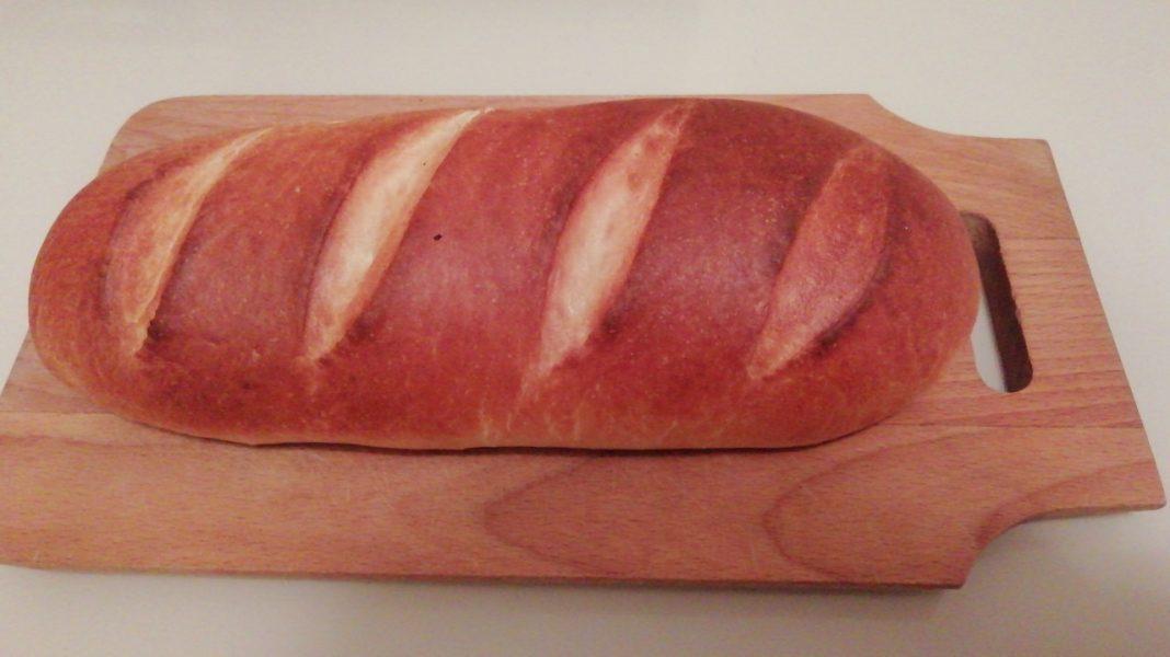 Батон в духовке - пошаговый рецепт с фото на