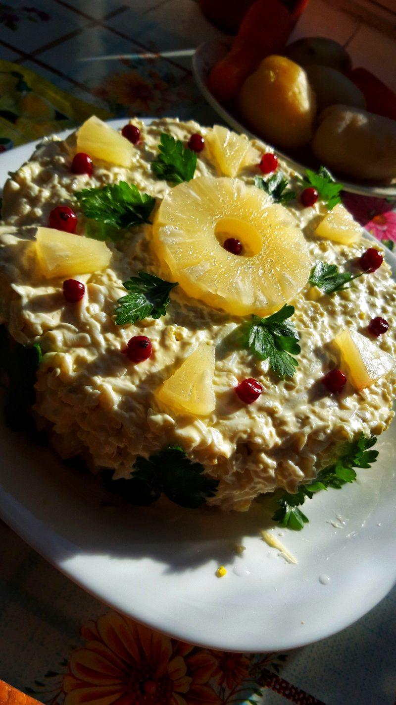 Амурский салат рецепт с фото жареные зиму