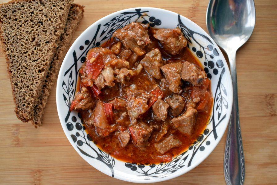 венгерская кухня рецепты с фото вторые блюда светодиод
