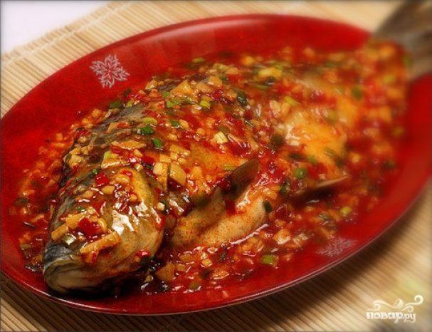 Рыба по-сычуаньски