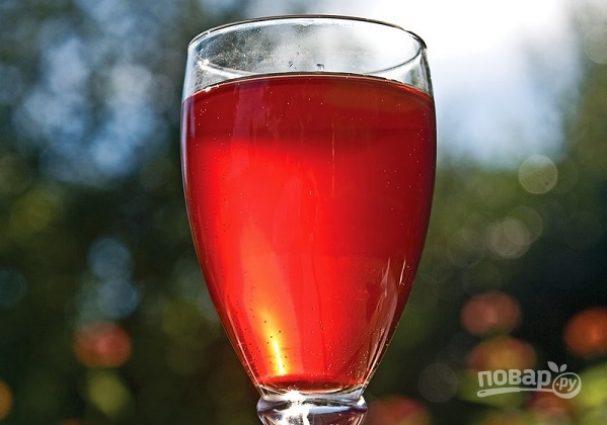 Вино из малины