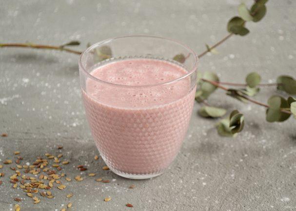 Напиток из льняного семени