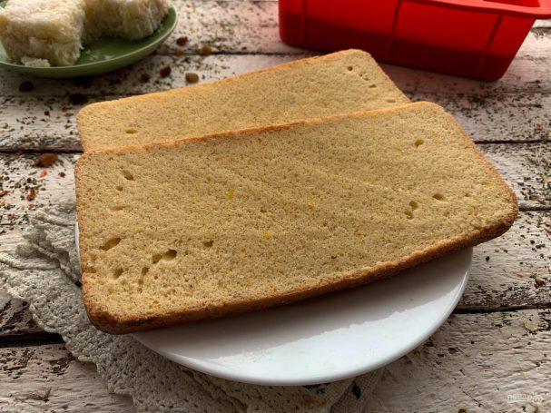 Ленивый бисквит