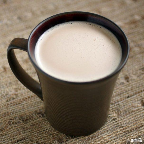 Кофе с кокосовым молоком