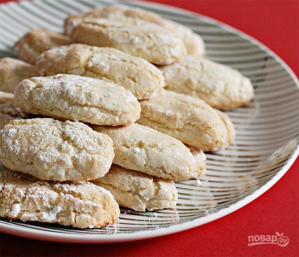 Миндальное печенье (классический рецепт)