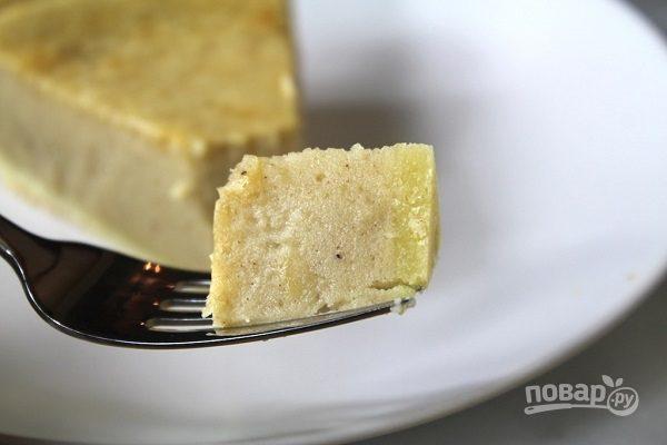 Пирог с начинкой из фасоли