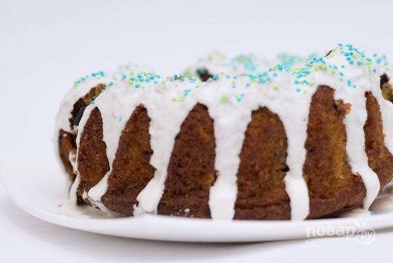 Быстрый рецепт кекса в духовке