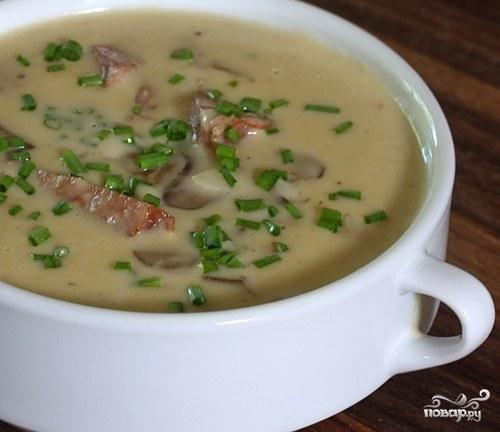 гребной суп рецепт