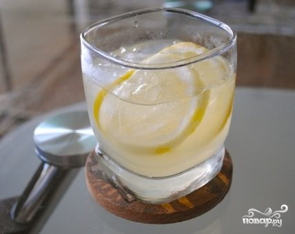 Турецкий мятный лимонад