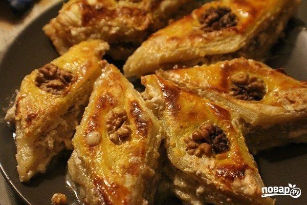 кавказкая пахлава рецепт