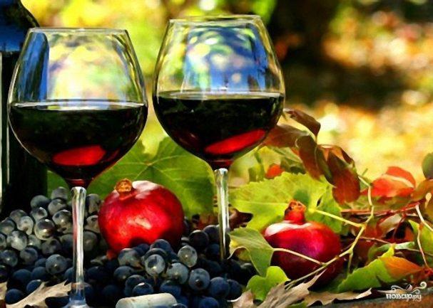 Вино из замороженного винограда
