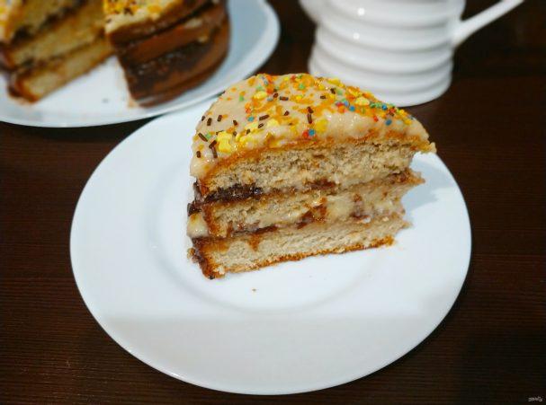 Торт с повидлом