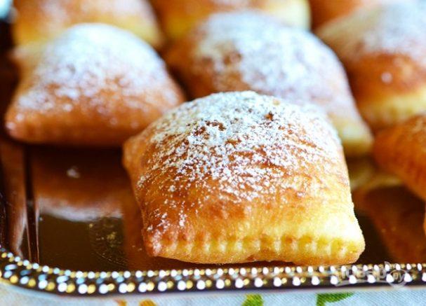 Пончики - рецепты с фото на Повар.ру (131 рецепт пончиков)