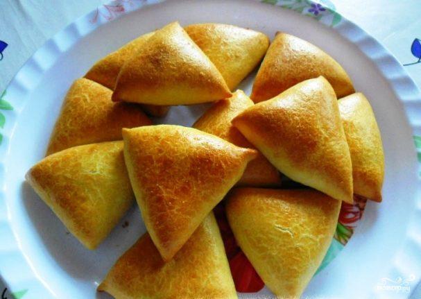 Рецепт треугольной самсы