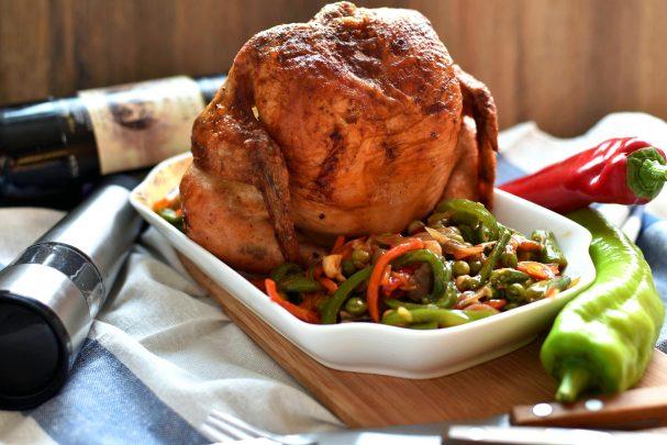 Курица-гриль «Баба-Бабариха»