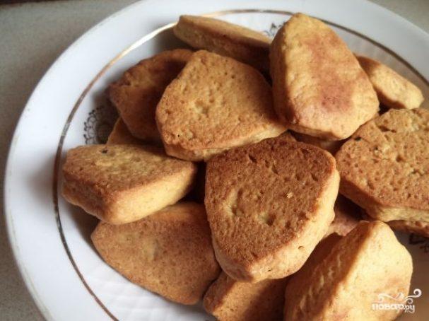Печенье из кефира