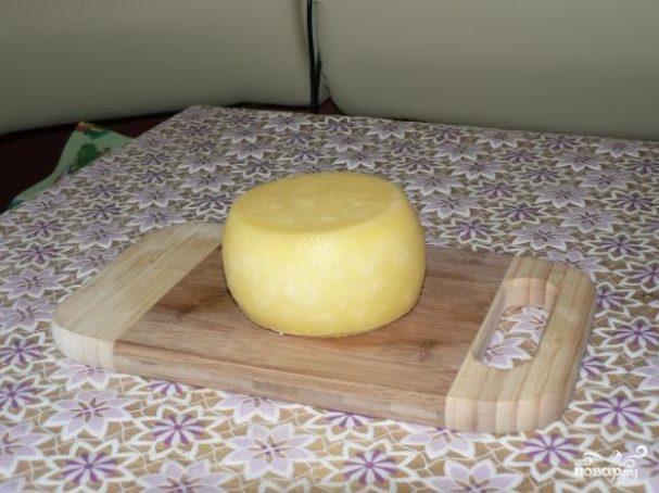 Сыр белорусский в домашних условиях