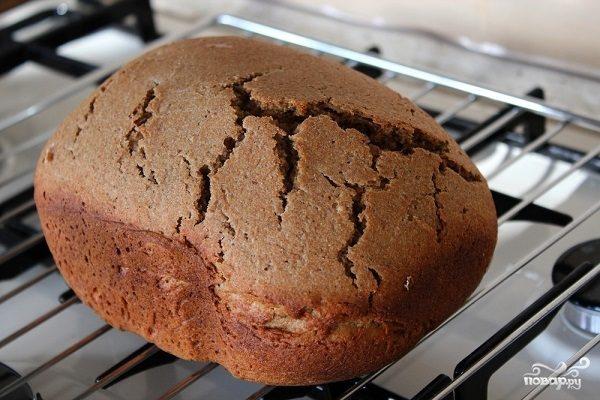 Заварной хлеб в хлебопечке