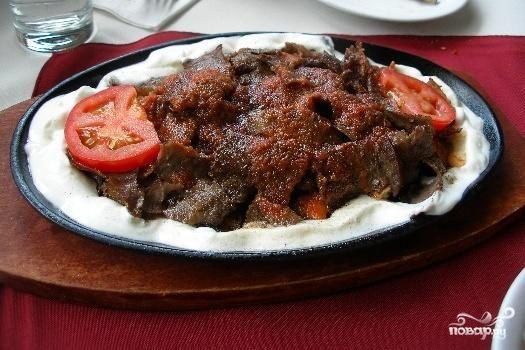 Искендер кебаб
