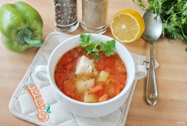 Тунисский суп