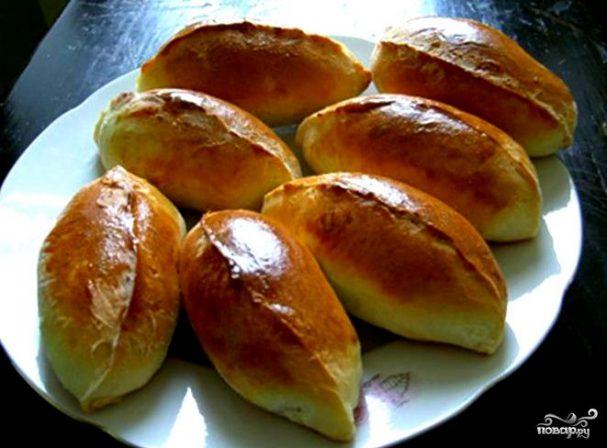 Бездрожжевое тесто в духовке